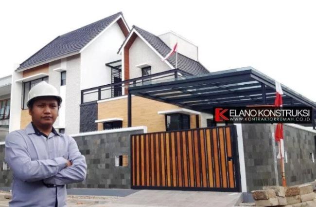 Percayakan Jasa Desain Rumah kepada Elano Konstruksi